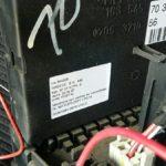ЭБУ А1635457032 (блок комфорта + блок предохранителей) на МВ ML W163 2002 г. отправлен в г. Караганда через ТК КИТ (экспедиторская расписка № 0015889093)