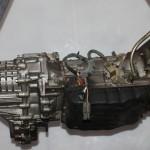АКПП RE4R01A 4WD на Ниссан Серена 1995 г. отправлена в г. Шимкент через ТК КИТ (экспедиторская расписка № 00146006)