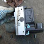 Модуль (блок) ABS на Land Rover Range Rover III (LM) 2002-2012 отгружен в г. Кокшетау через ТК КИТ (экспедиторская расписка № 0050178780)
